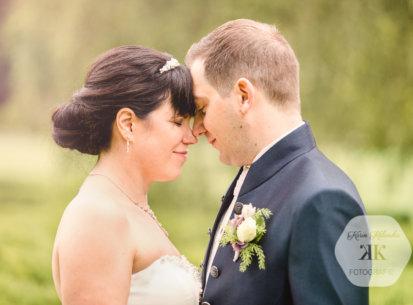 Hochzeitsfotografie für Manuela & Ernst, Schloß Walpersdorf