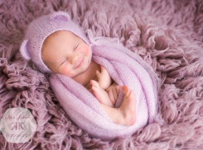 Babyfotografie Aurelia – 10 Tage jung