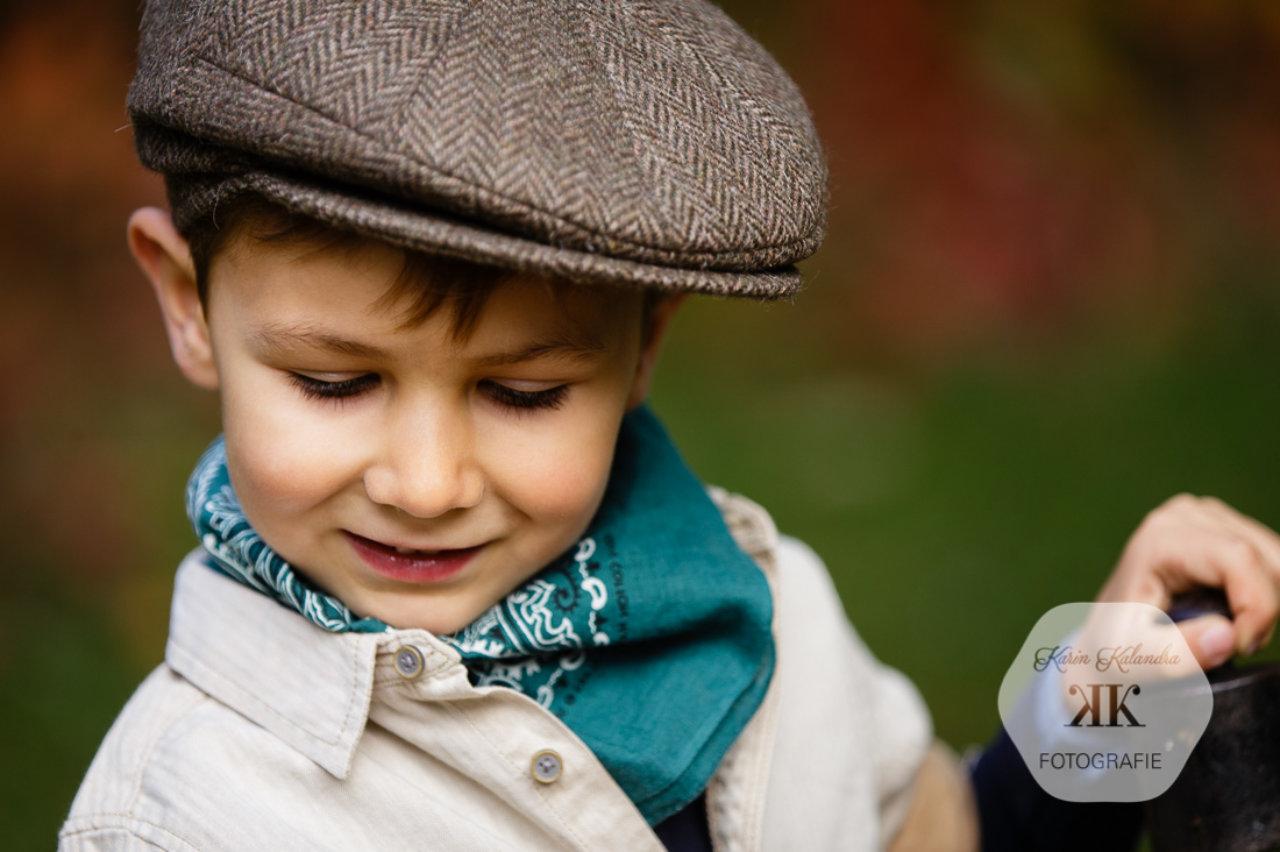Herbstliches Mini-Kinderfotoshooting #5