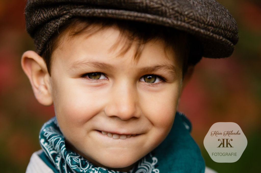 Herbstliches Mini-Kinderfotoshooting #4