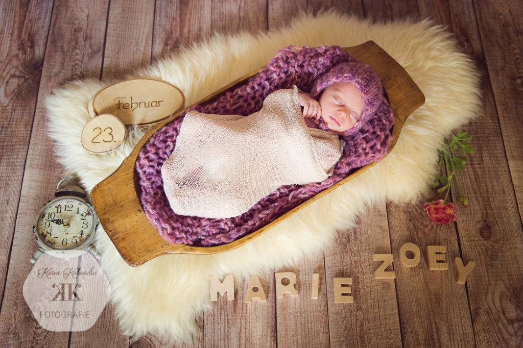 Neugeborenenfotografie Wien #1