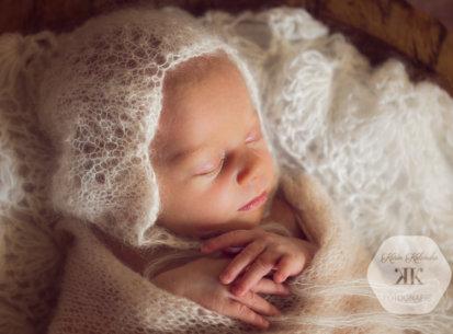 Neugeborenenfotografie Wien – Marie Zoey – 14 Tage