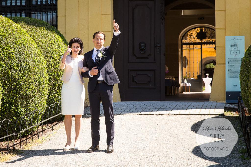Hochzeitsreportage in NÖ #2