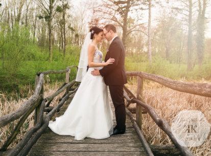 Hochzeitsreportage für Martina & Martin, Donau-Auen NÖ