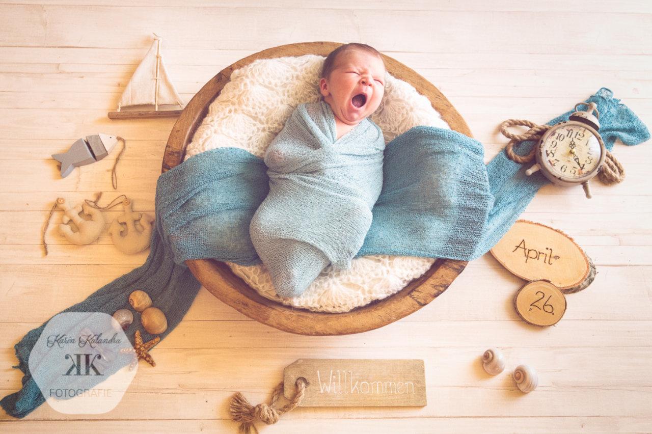 Neugeborenenfotos Wien #2