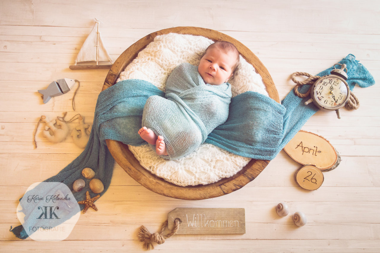 Neugeborenenfotos Wien #1