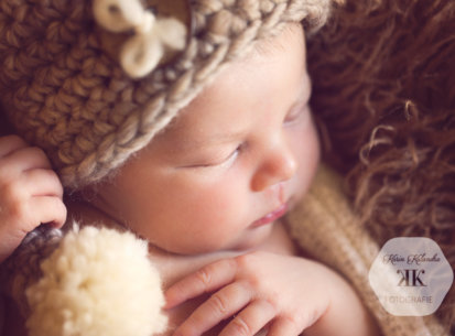 Neugeborenenfotos Wien – David Elias – 11 Tage