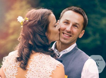 Hochzeitsfotografie für Andrea & Bartek, Steiermark