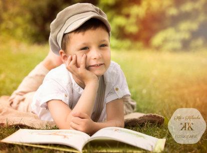 Kindergartenfotografie – 1. Schultag Benjamin