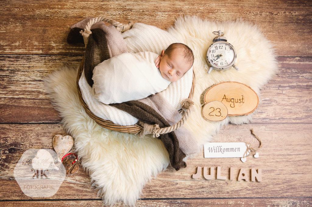 Neugeborenenshooting Wien #1
