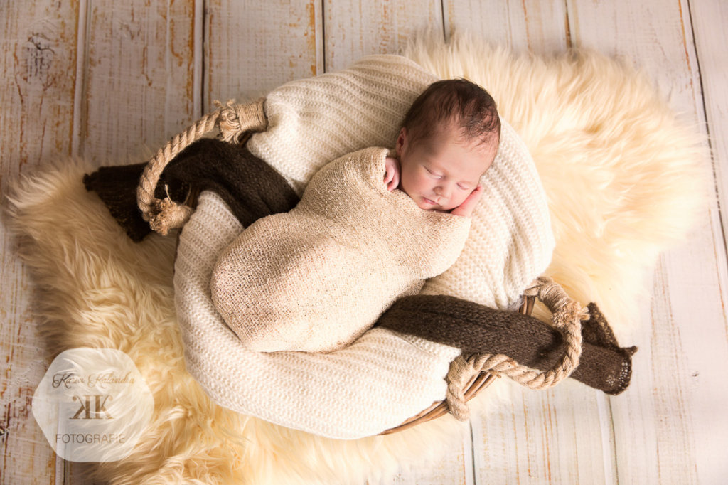 Fotoshooting mit Baby Leon #7