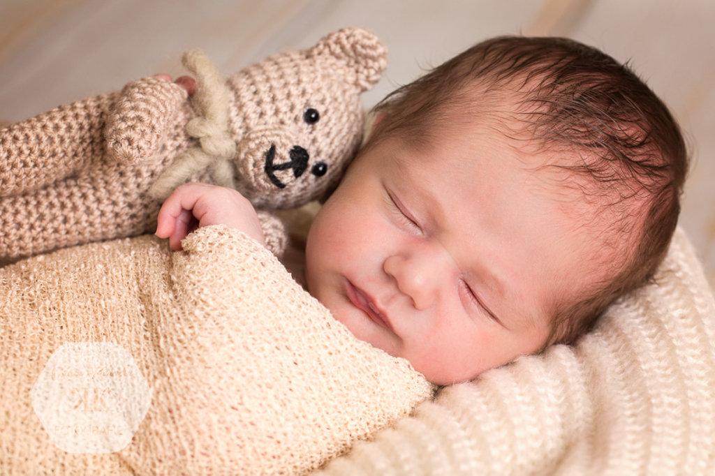 Fotoshooting mit Baby Leon #3