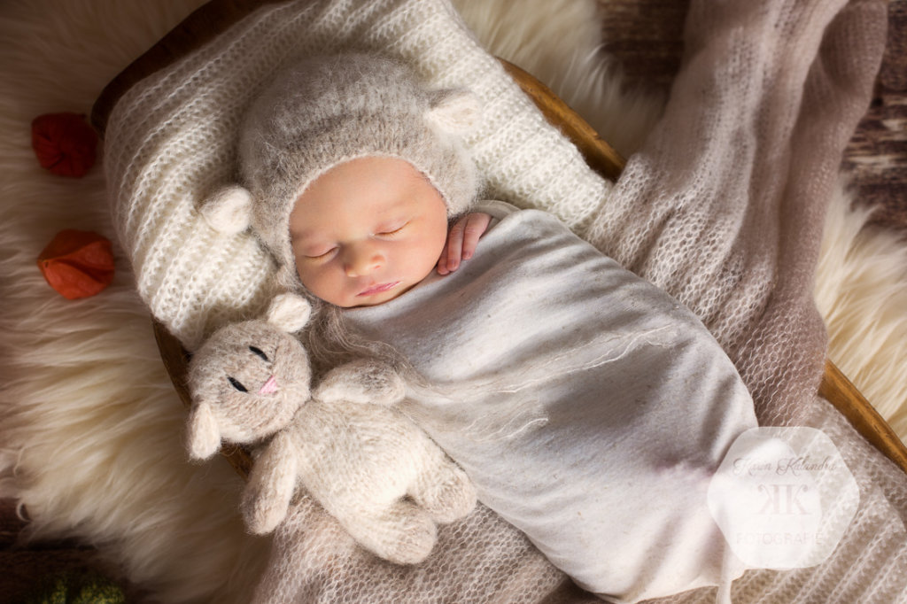 Newborn-Fotos #5