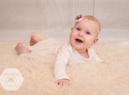 Babyfotografie – Sophia – 5 Monate jung