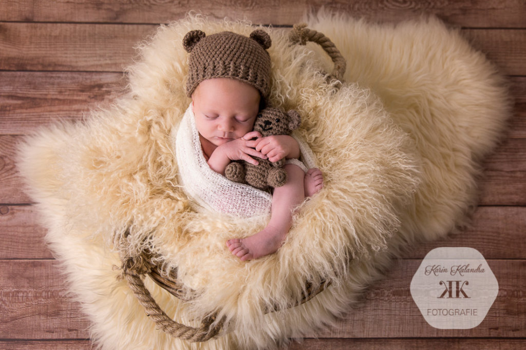 Neugeborenenfotografie in Wien #3