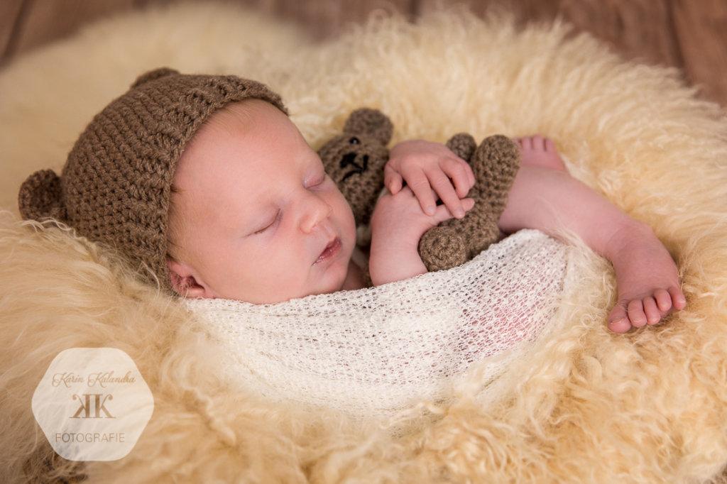 Neugeborenenfotografie in Wien #5