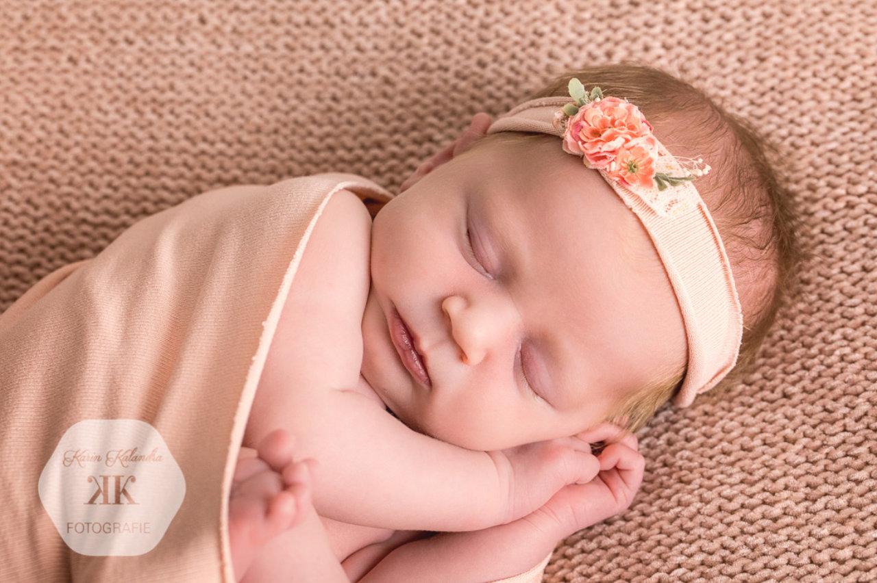 Neugeborenenfotografie in Wien #7