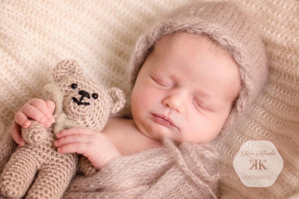 Neugeborenenfotoshooting in Wien #7