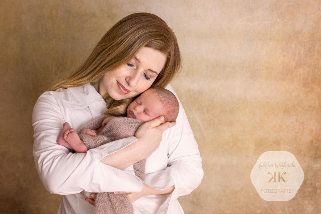Neugeborenenfotoshooting in Wien #15