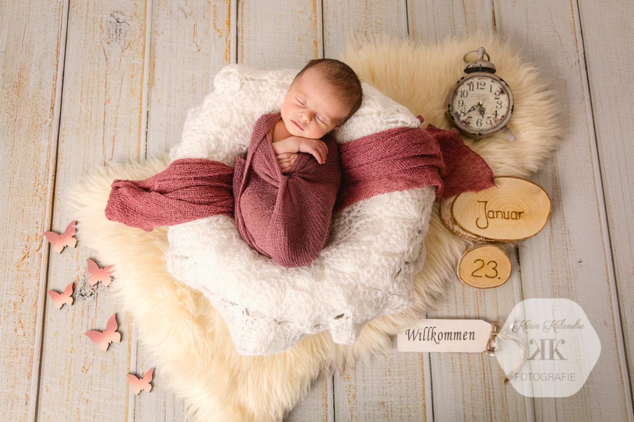 Liebevolle Babyfotografie Wien #1