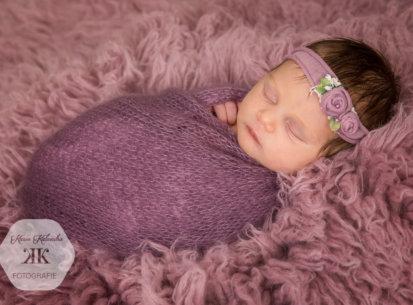 Babyfotoshooting Wien – Melina 12 Tage jung