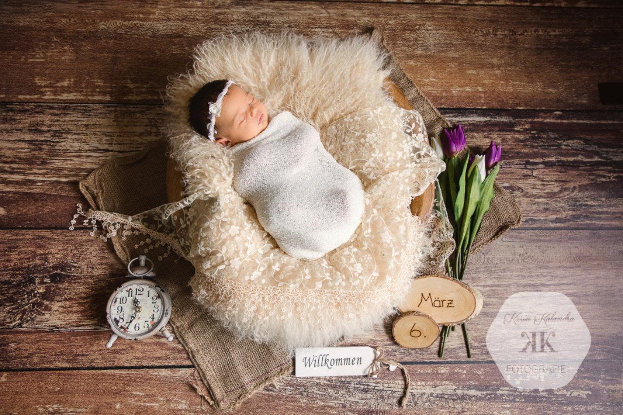 Newborn Fotoshooting #1