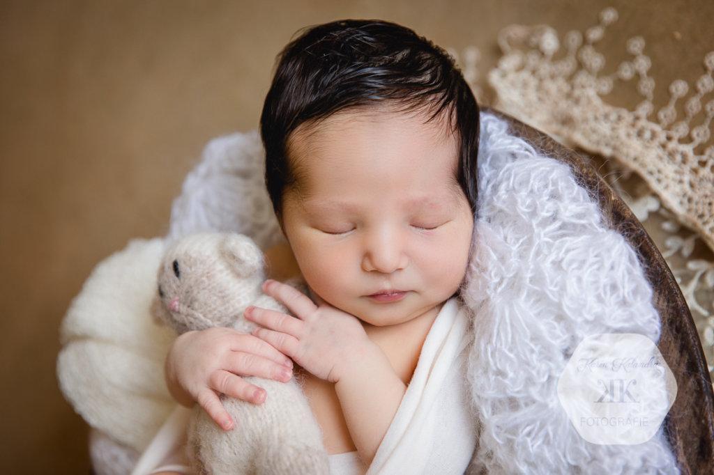 Neugeborenenfotoshooting Wien #5