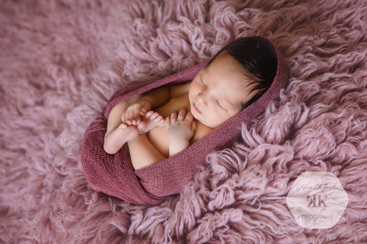 Neugeborenenfotoshooting Wien #11