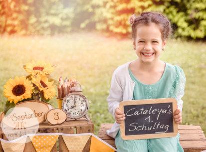 Kindergartenfotoshooting