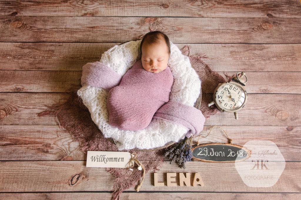 Newborn-Fotografie #1