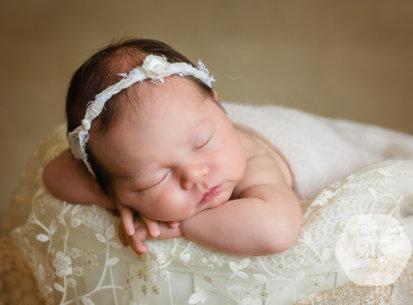 Newborn-Fotografie Lena