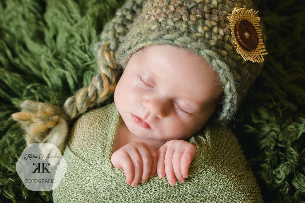 Neugeborenen-Fotoshooting #11