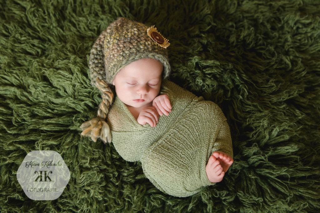 Neugeborenen-Fotoshooting #9