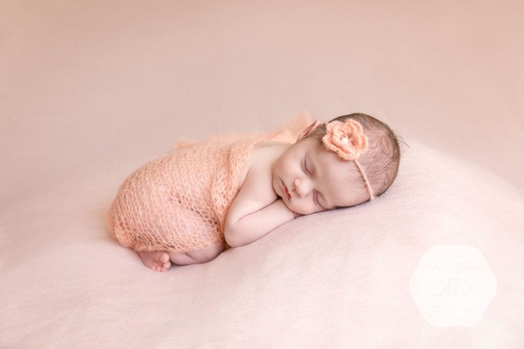 Neugeborenen-Fotoshooting #7