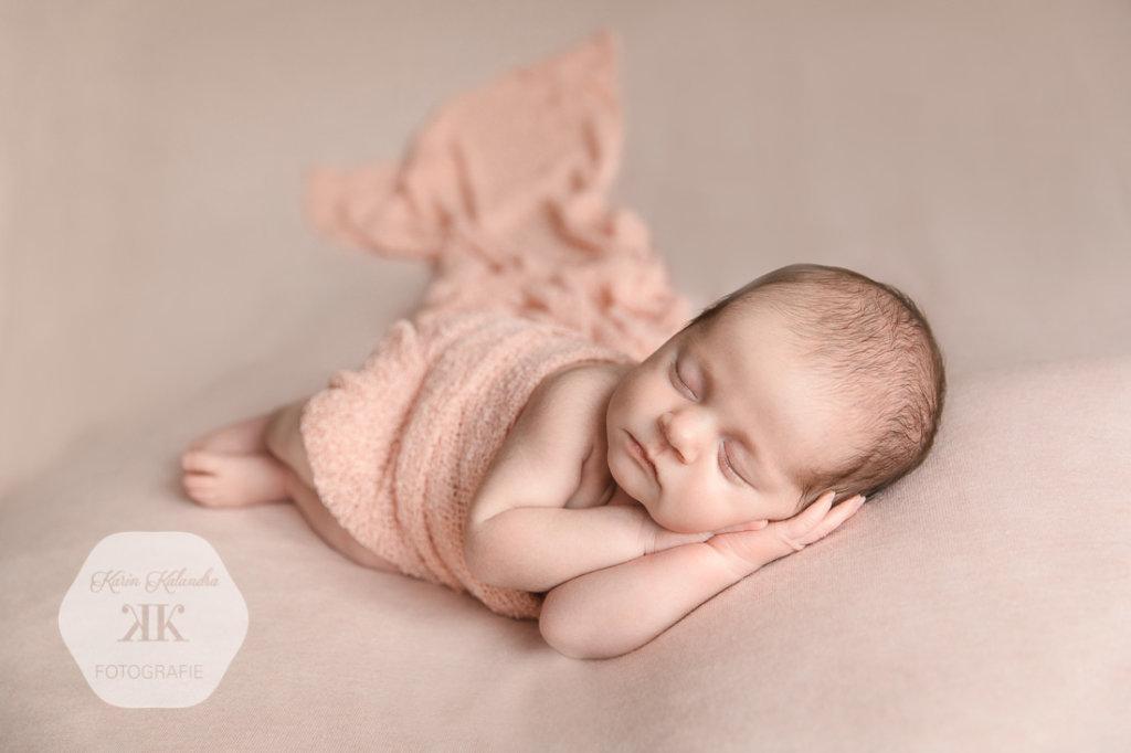 Neugeborenen-Fotoshooting #8