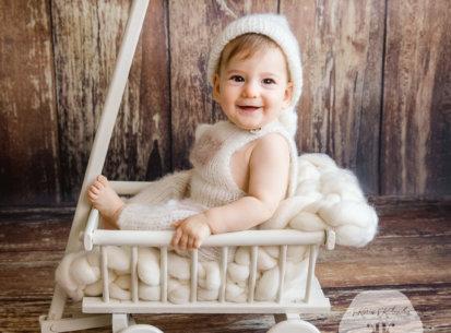 Babyfotoshooting – Ella – 9 Monate jung