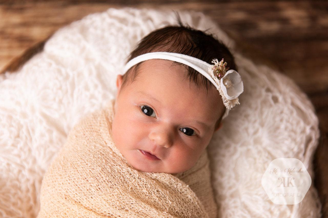 Neugeborenen-Fotoshooting #2