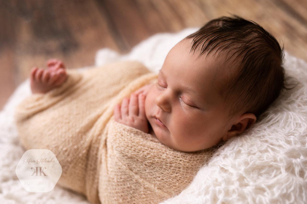 Neugeborenen-Fotoshooting #6