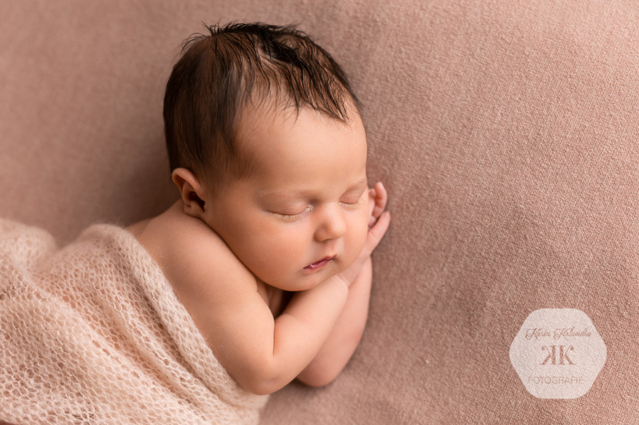 Neugeborenen-Fotoshooting #14