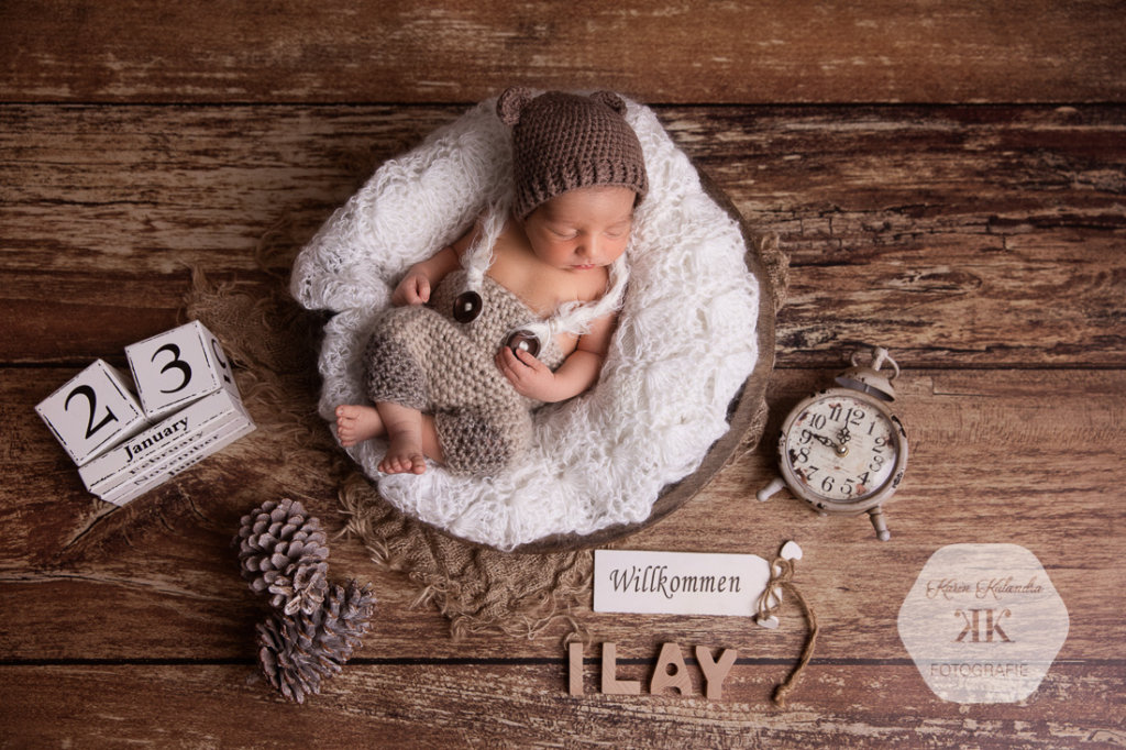 Neugeborenenfotoshooting #6