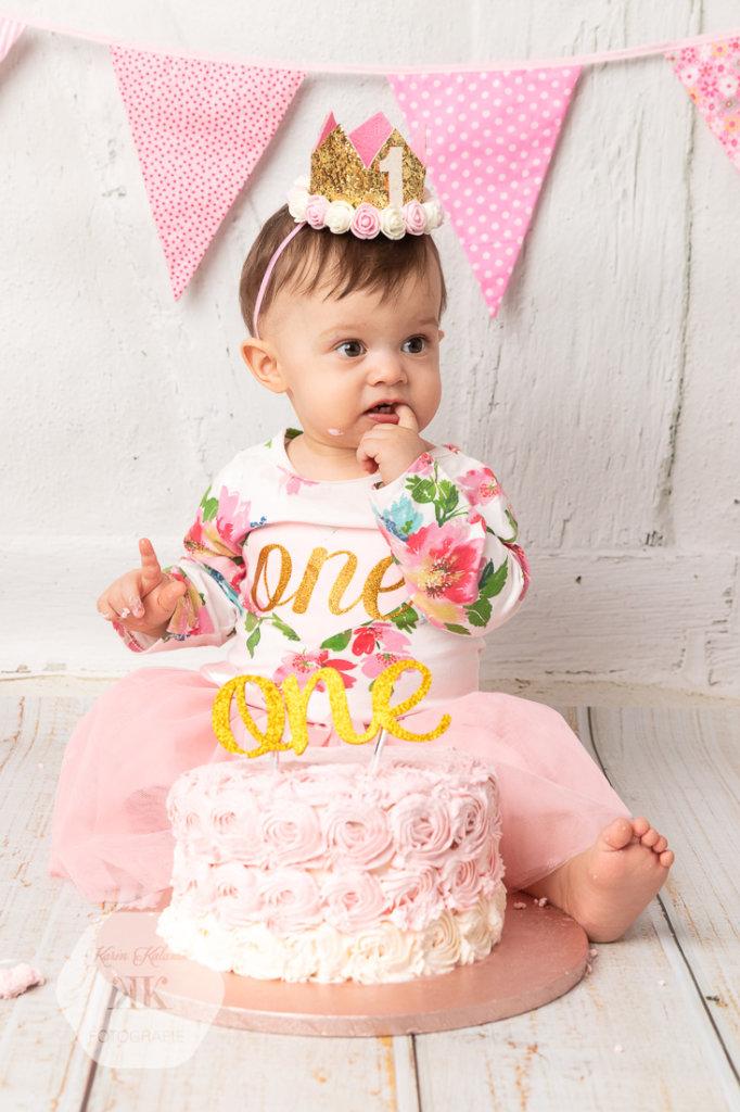 Smash the cake Fotoshooting #4