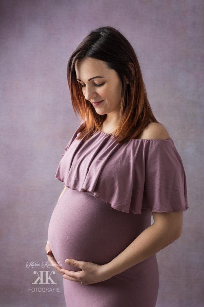 Schwangerschafts-Fotoshooting #2