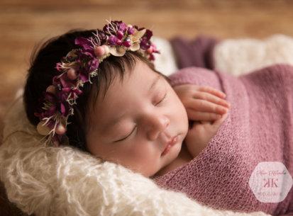 Babyfotoshooting – Isabel – 8 Tage jung