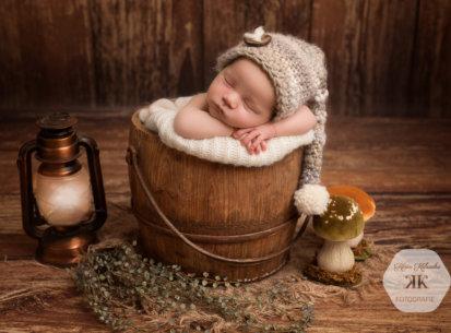 Neugeborenenfotos – Niklas – 14 Tage jung