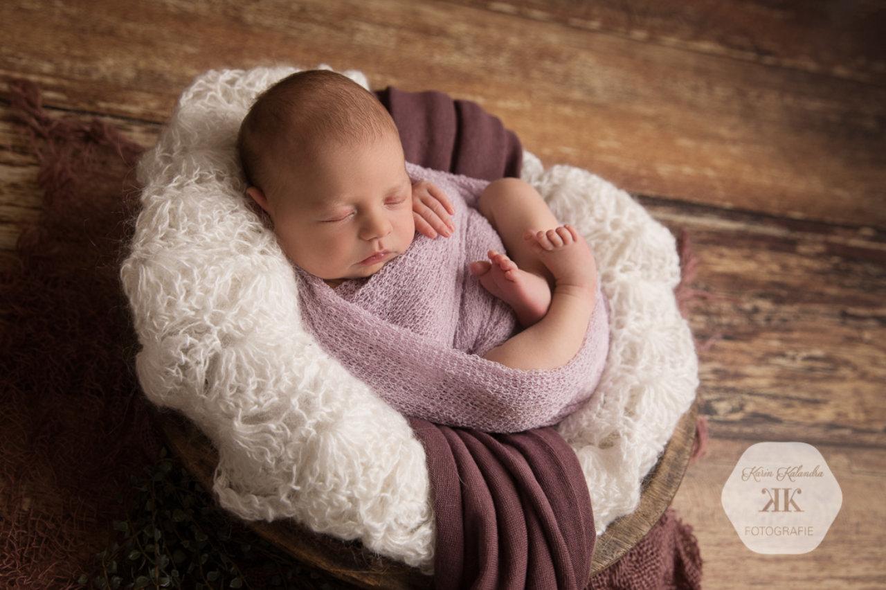Zauberhaftes Neugeborenenfotoshooting #2