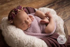 Zauberhaftes Neugeborenenfotoshooting #4