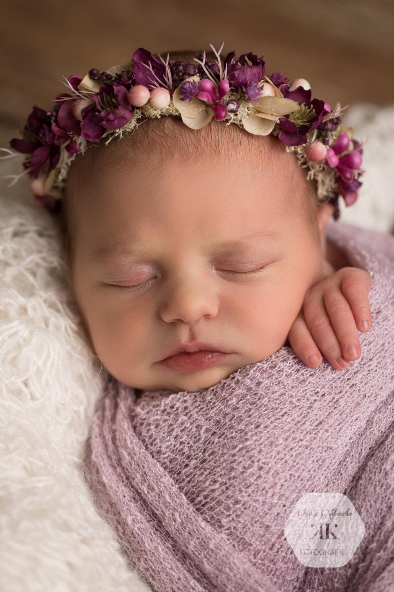 Zauberhaftes Neugeborenenfotoshooting #5