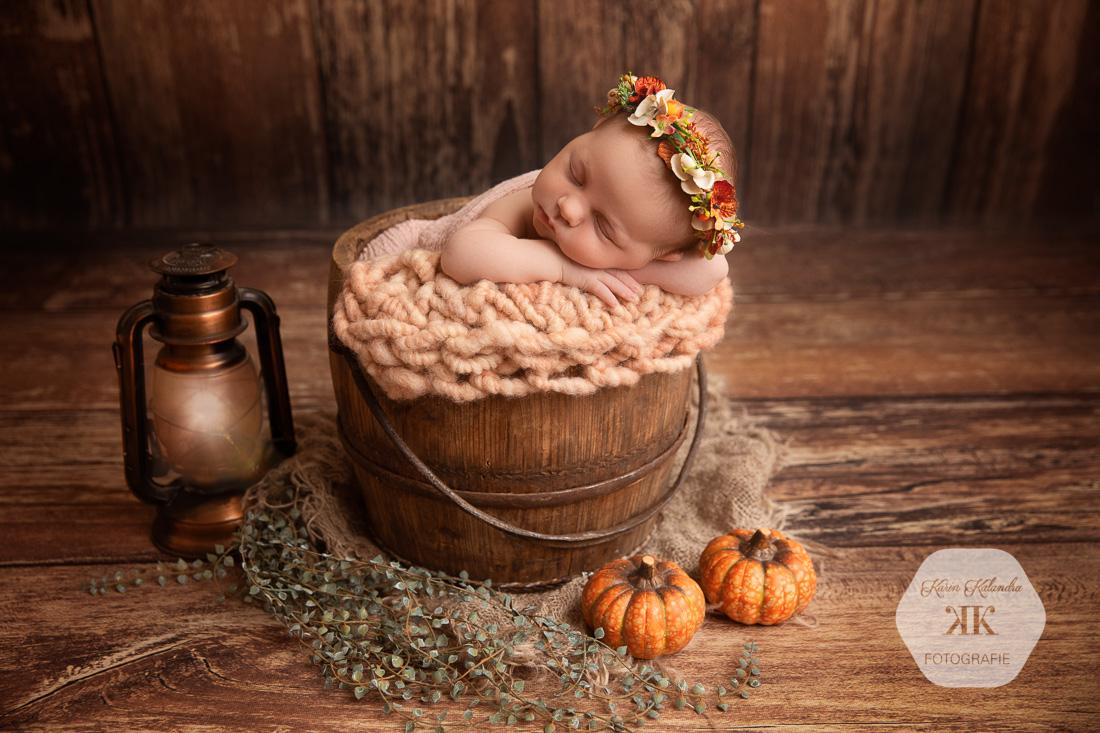 Zauberhaftes Neugeborenenfotoshooting #6