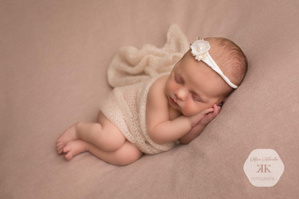 Zauberhaftes Neugeborenenfotoshooting #8