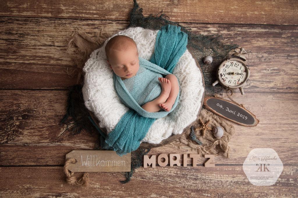 Berührende Neugeborenenfotos #6